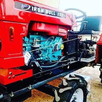 iron bull mini tractor