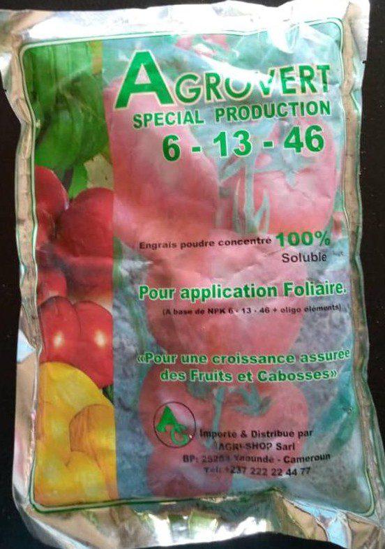 Agrovert Special Production Fertilizer
