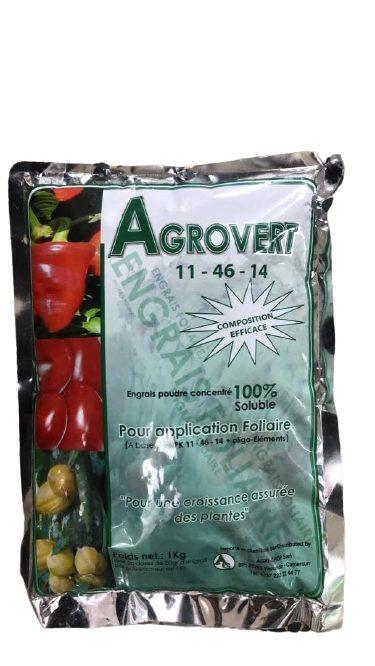 Agrovert 11 - 46 - 14 Fertilizer