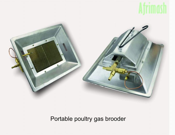 poultry gas brooder