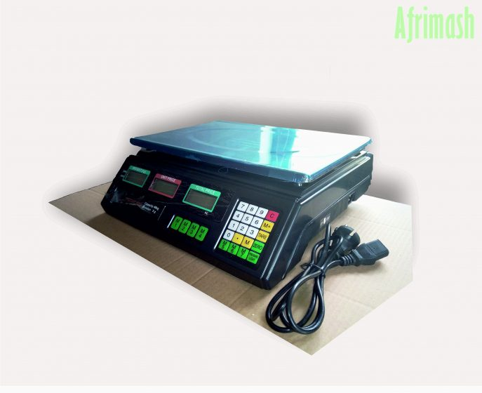 LCD Weighing scale